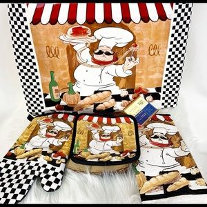 Home Collection Fat Chef Kitchen Bundle